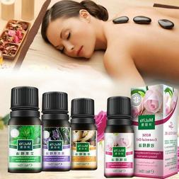 10ml Pure Essential Oils for Aromatherapy Diffusers Body Mas