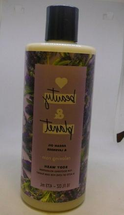 Love Beauty And Planet Argan Oil & Lavender Body Wash Relaxi