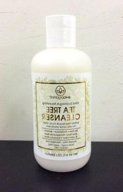 Tea Tree Oil Face Cleanser – Face & Body Wash for Dry, Oil