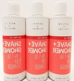 active skincare on the go oil body