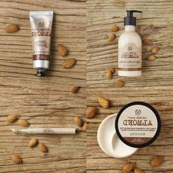 ALMOND Body Shop - Treat Hands & Nails With Complete Targete