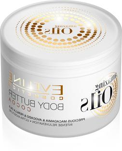 Amazing Oils Cocoa Body Butter, for Dry skin with Macadamia