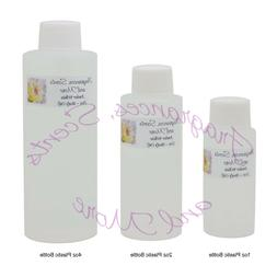amber white perfume body oil 7 sizes