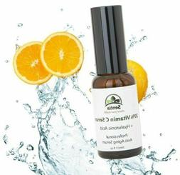 Best Vitamin C, E + Collagen + Hyaluronic Acid. Anti Aging A