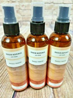Juniper Ridge Body Oil Desert Cedar - 4 fl oz Massage oil or