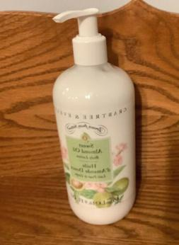 Crabtree & Evelyn Sweet Almond Oil Body Lotion Pump 16.9 oz