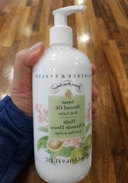 Crabtree & Evelyn Sweet Almond Oil Scented Body Lotion with