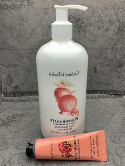 Crabtree Evelyn Pomegranate, Argan & Grapeseed Body Lotion J