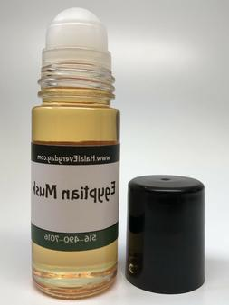 Egyptian Musk Fragrance / Body Oil Roller - Thick & Uncut PR
