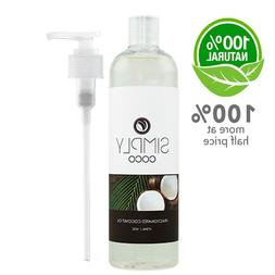 Beautyfrizz Pure Fractionated Coconut Oil, The Essence of th