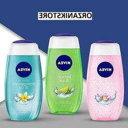 Nivea Shower  Gel & Body Wash Free Ship