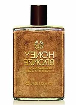 The Body Shop Honey Bronze Shimmering Dry Oil Honey Kissed -