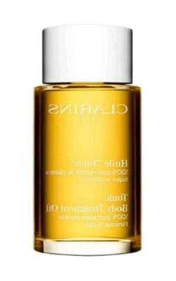 Clarins Huile Tonic Body Treatment Oil Firming Toning 100ml/