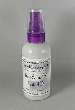 Baby Powder scented GRAPESEED Oil for body, bath, massage ev
