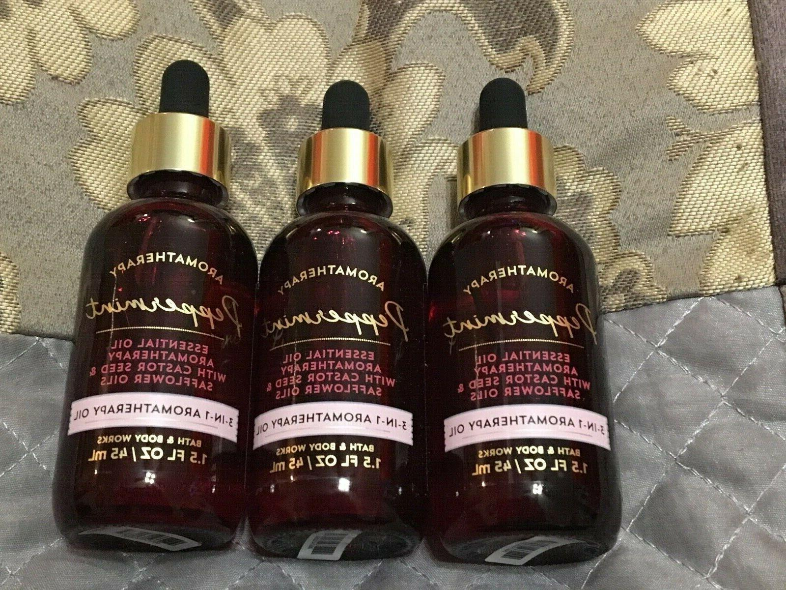 3 x bath and and body works