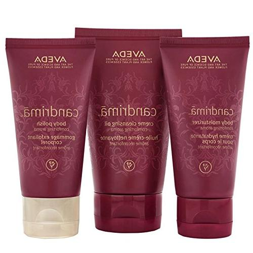 candrima comfort gift set cleansing