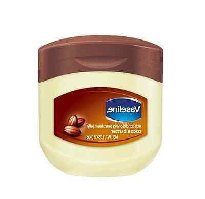 Vaseline Cocoa Butter Petroleum Jelly 1.75 oz