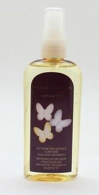 Dreams By Mariah Carey For Women Scented Dry Body Oil Spray