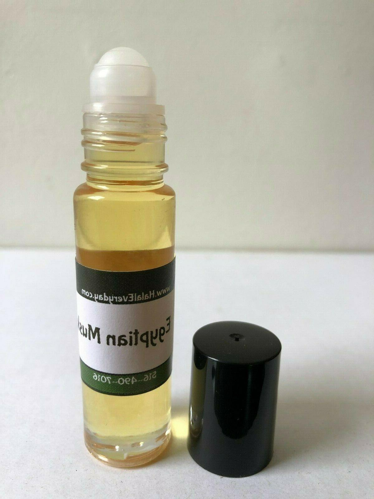Egyptian Musk / Body Roller Thick QUALITY 10 ml