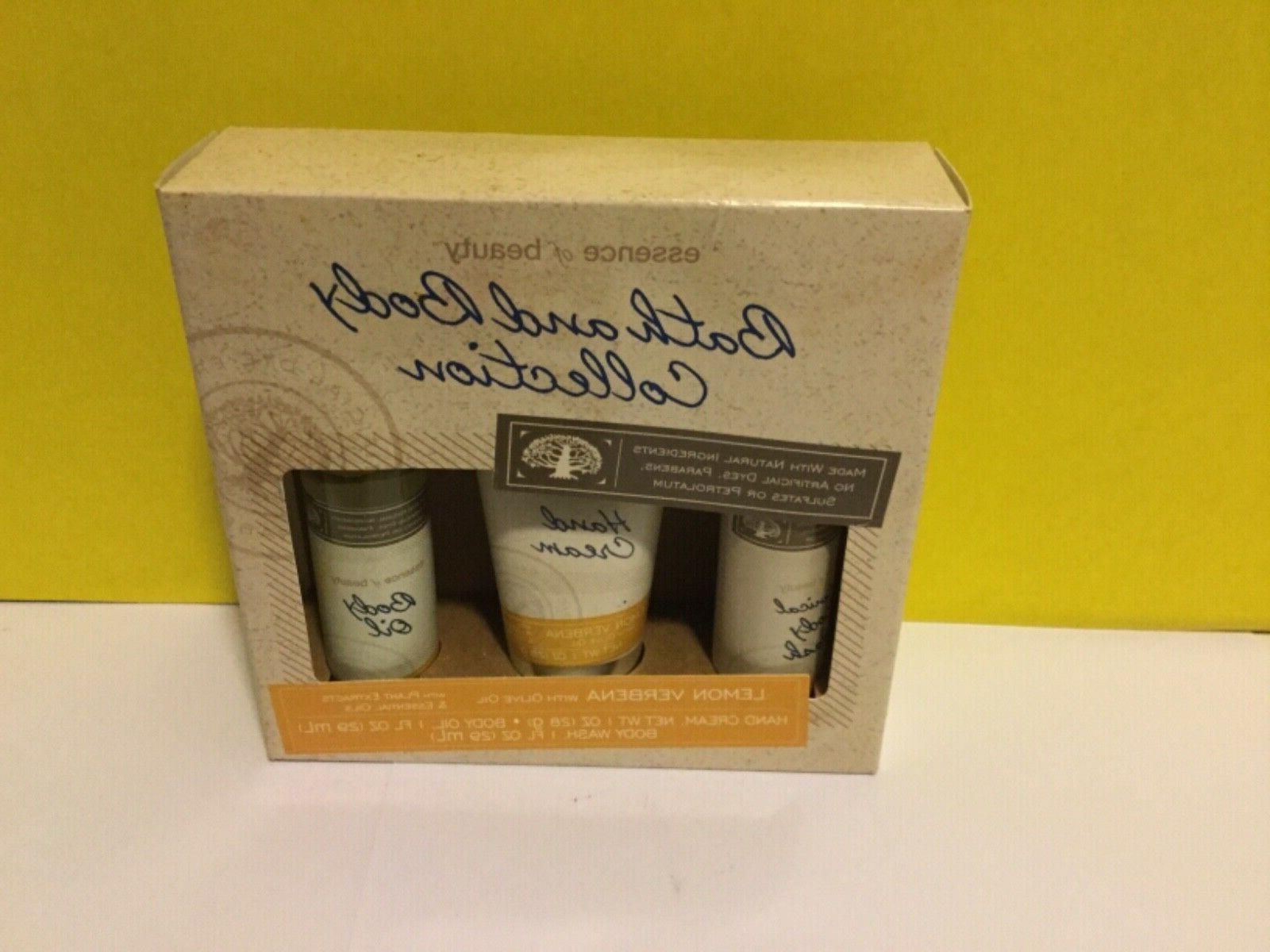 essence of beauty bath and body collection