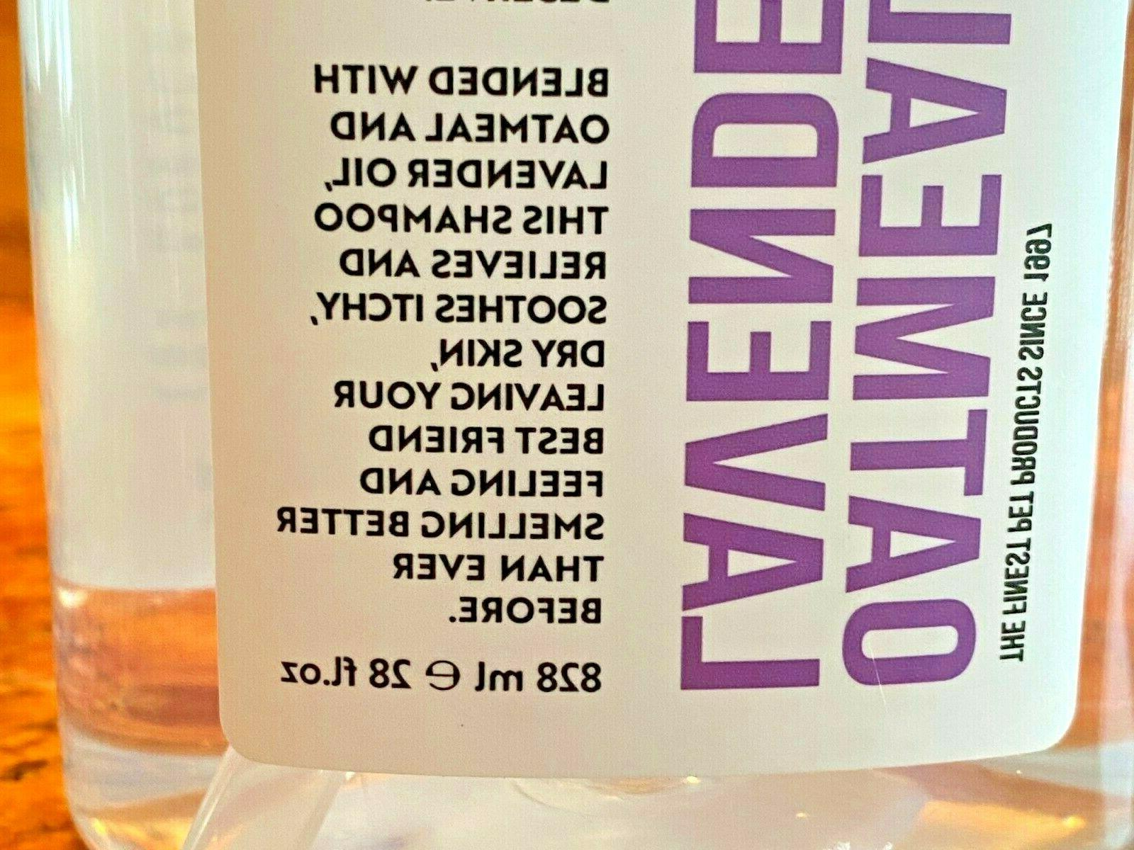 HOME & CO. GOOD 1 DOG SHAMPOO CONDITIONER OATMEAL/LAVENDER OIL