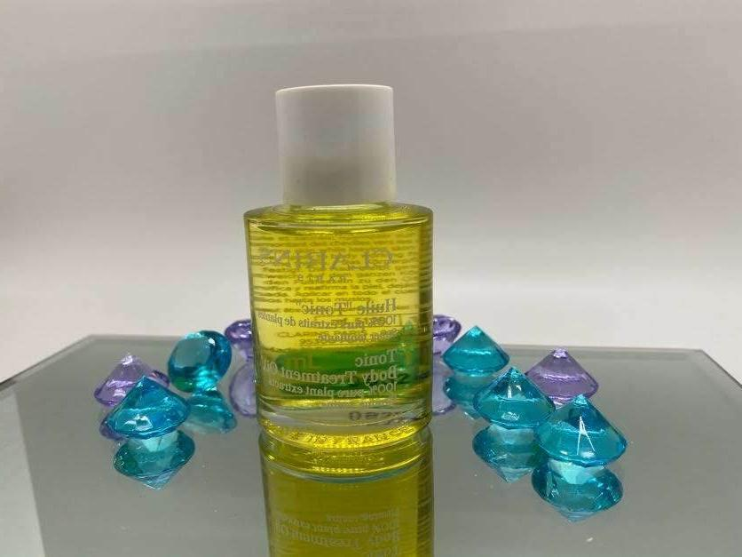 huile tonic body treatment oil plant extracts