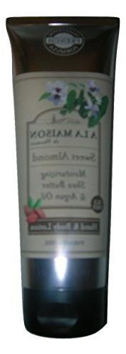 A La Maison Moisturizing Sweet Almond Body Lotion - 8oz. - S