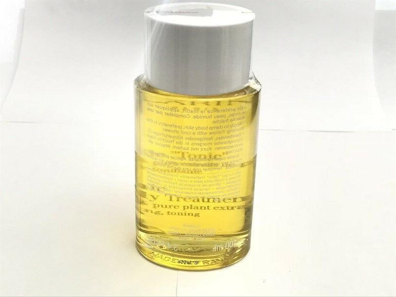 Clarins Tonic Body Treatment Extracts Tester 3.4 oz #0738056