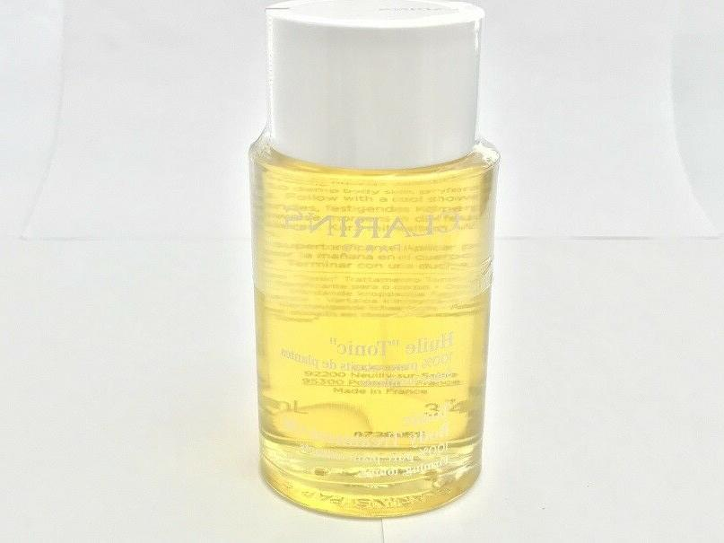 Clarins Body Treatment Oil Pure Plant Extracts 3.4 #0738056