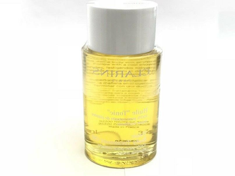 Clarins Treatment Oil 100% Pure Extracts Tester #0738056