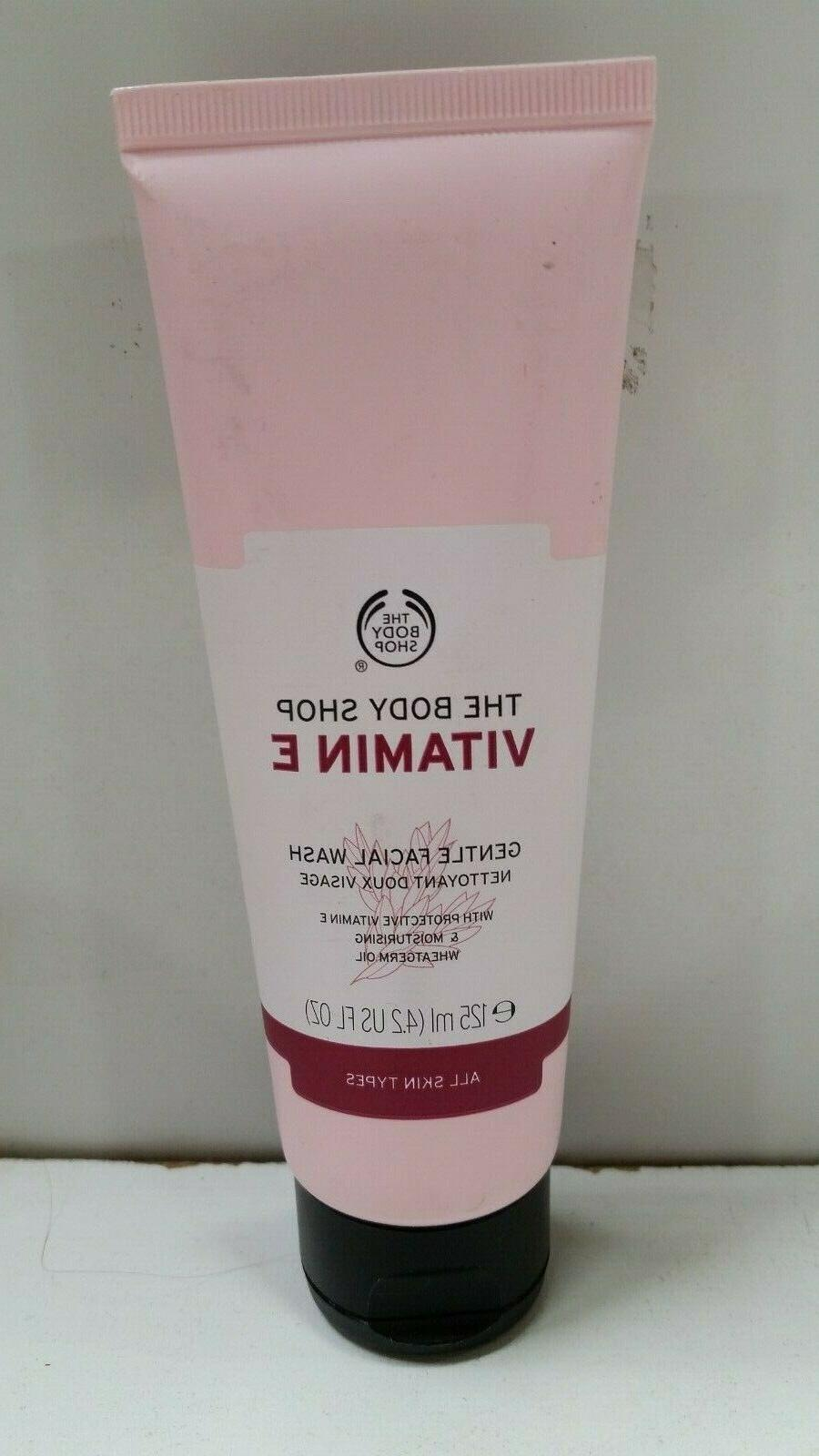 vitamin e gentle facial wash 125ml 4