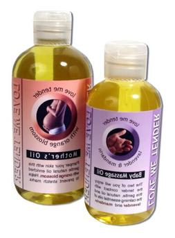 Massage & Body Oils Baby Oil And Mother Oil
