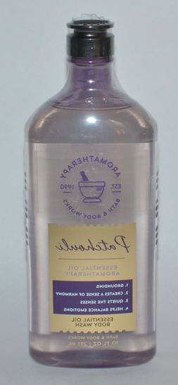 *NEW* Aromatherapy ~PATCHOULI~ Bath & Body Works ~BODY WASH~