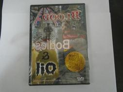 NEW BLOOD BODIES & OIL DVD - LIMITED EDITION