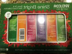 New in Box - Weleda Body and Beauty Oil Skin Food Collection