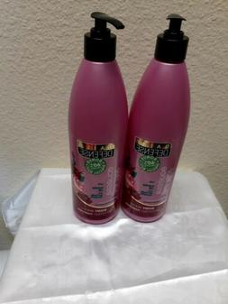 New Lot of two Daily Defense Rose Essence Body Wash With Joj