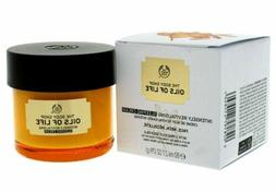 The Body Shop Oils Of Life Intensely Revitalising Sleeping C