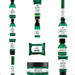 Body Shop ~ TEA TREE Skin Clearing Products ~ Treat Blemishe