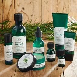 The Body Shop - TEA TREE Skin Clearing Products