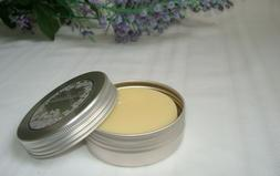 VEGAN NATURAL HANDMADE SOLID BODY & HANDS LOTION WITH LAVEND