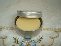 VEGAN NATURAL HANDMADE SOLID BODY & HANDS LOTION WITH TEA TR