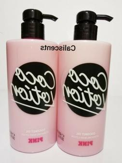 victoria s secret pink coco lotion coconut