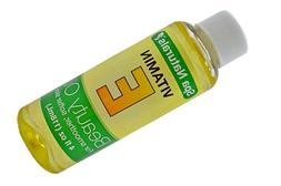 vitamin e beauty oil for smoother softer