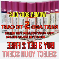 women body oils variety top quality roll