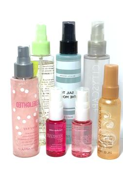 you choose fragrance body spray mist spritzer